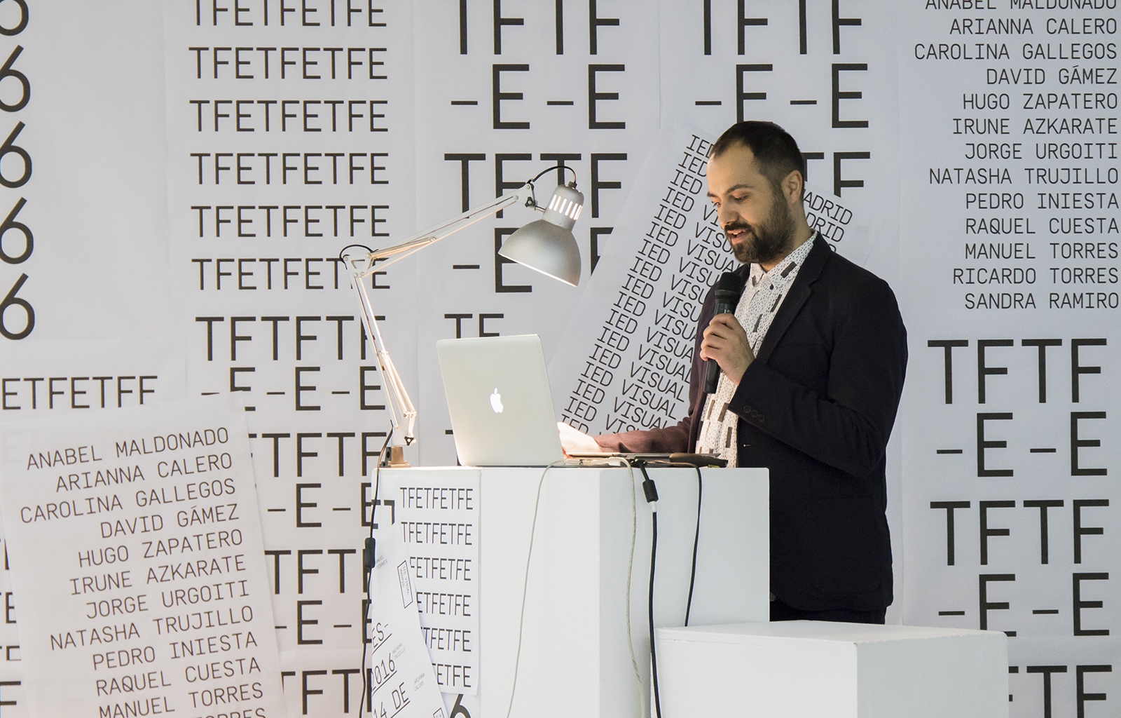 Roberto Vidal, director de IED Visual Madrid