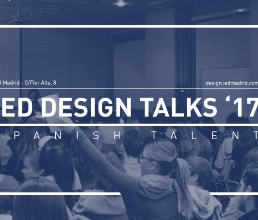 IED Design Talks - Spanish Talent
